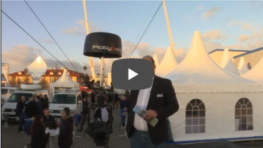 Robycam System - Broadcast Innovation Day Bingen 2015